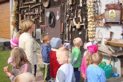 Wycieczka przedszkolaków