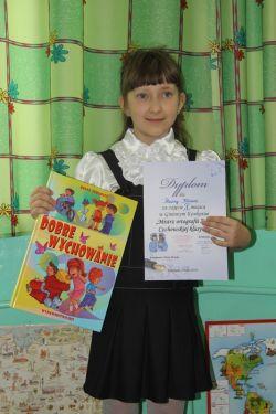 Czytaj więcej:  Paulina Klimas - Mistrz Ortografii Ziemi Czchowskiej klas II