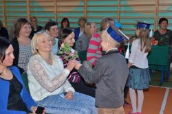 Ślubowanie klas pierwszych 2015