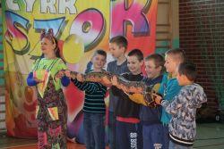 Czytaj więcej: W świecie iluzji, żonglerki i przyjaznego węża