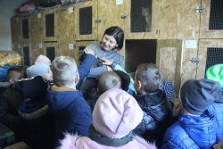Czytaj więcej: Wizyta w schronisku dla zwierząt