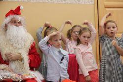 Czytaj więcej: Spotkanie z Mikołajem 2017