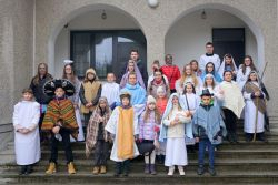 Kolędnicy misyjni