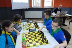 Czytaj więcej: Wieści zuchowe i harcerskie - kwiecień 2019 - Wiosenne turnieje