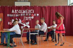 Zakończenie roku szkolnego 2018/2019
