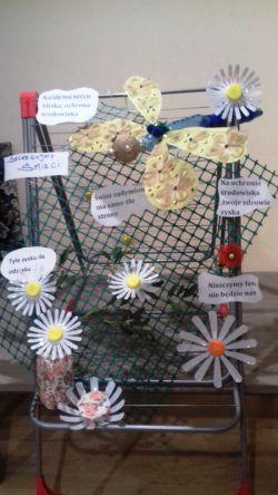 Ekologiczne prace plastyczne